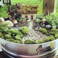1000+ ideas about Indoor Fairy Gardens on Pinterest ...