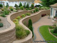 Backyard Landscaping Ideas Retaining Walls | www.imgkid ...