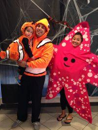 Finding Nemo Halloween costumes! #findingnemo #nemo # ...