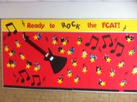 Bulletin board - Rock the test | Teaching Tools ...
