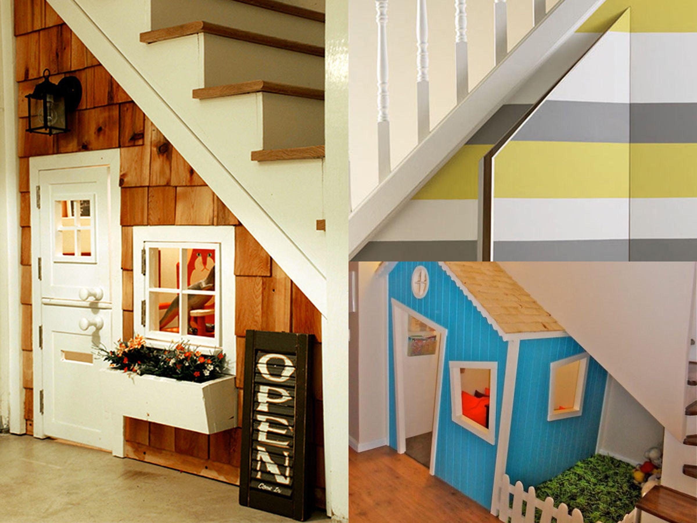 Drop Dead Gorgeous Small Closet Under Staircase Design