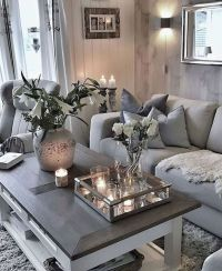 Cool 83 Modern Coffee Table Decor Ideas https://besideroom