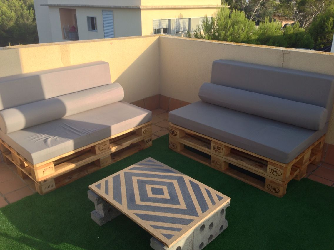 Grow Barato Silla Chill Out Palets Chill Office Terraza Chill Out Con