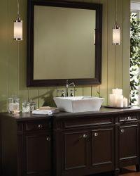 Bridgeport #pendant by Tech #Lighting in #bathroom # ...