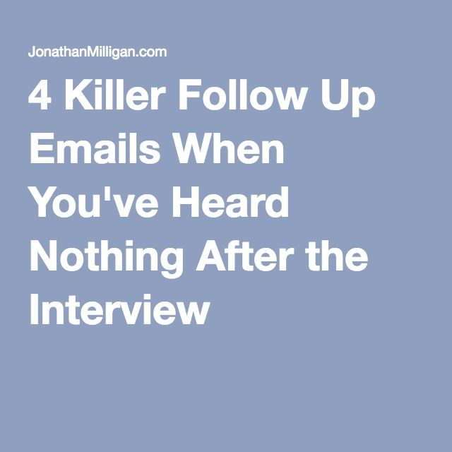 6 Easy Steps for Emailing a Resume and Cover Letter Messages and - follow up after sending resume