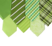 Lime Green Ties - perfect for spring and summer | Green ...