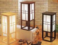 Shoji Floor Lamps, Japanese Floor Lamps   Wood & Paper ...