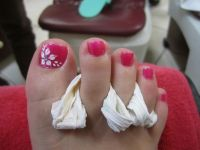 pedicure nail designs | toenail designs for pedicure ...