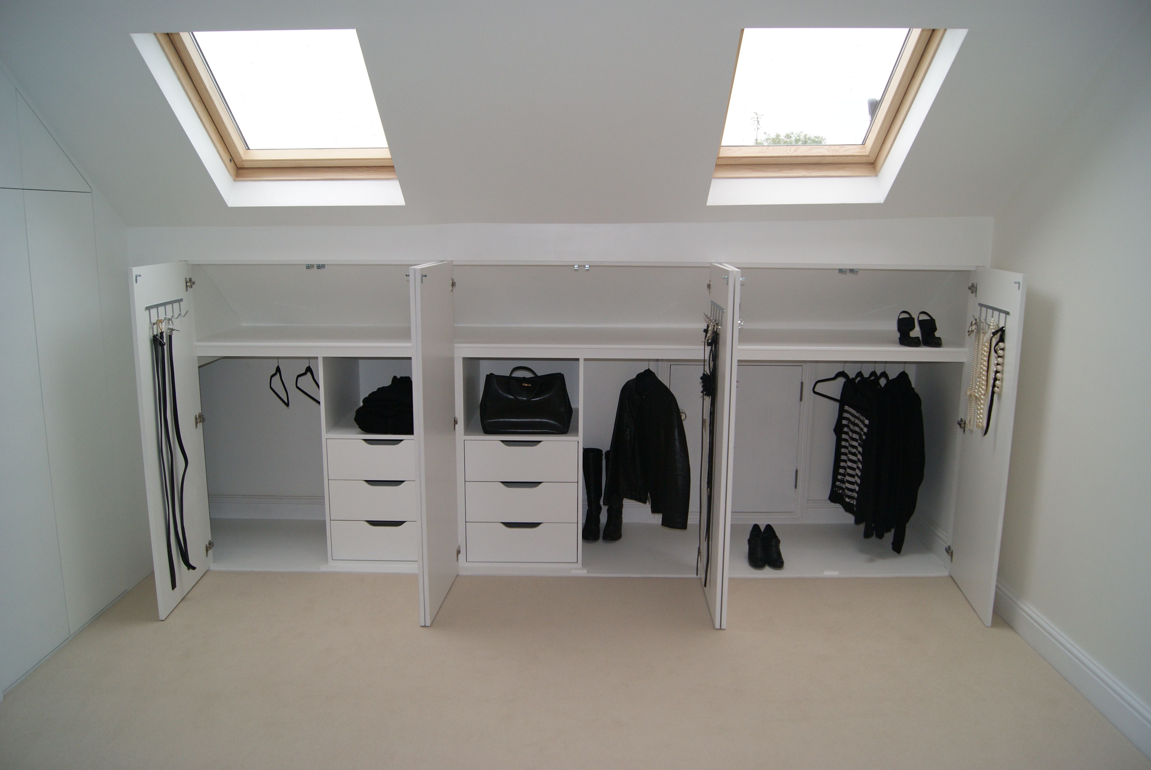 Wardrobes For Small Rooms Wardrobe Solutions For Loft Conversion Google Search