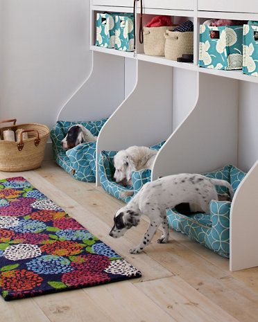 25 Modern Design Ideas for Pet Beds that Dogs and Owners Want - dog bedroom ideas