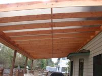 Cover Idea Patio Roof Designs | home improvement ...