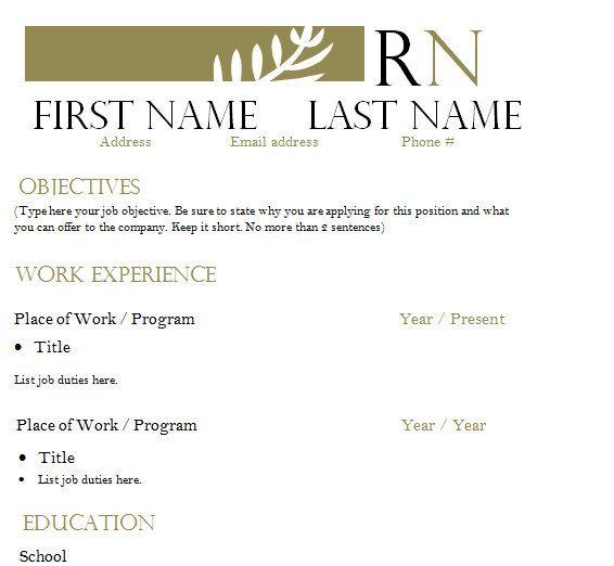 Healthcare Medical Professional Modern Resume Template \ by ZaxPar - medical professional resume