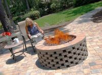 Homemade Fire Pits Fire Rings For  Jewelry