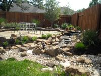 rock landscaping ideas | Gardens : Landscaping & Landscape ...