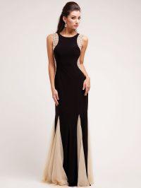 A Black Tie Affair Evening Dress | Hallowedding ...