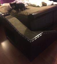 Custom dog ramp for King size bed   Good stuff   Pinterest ...