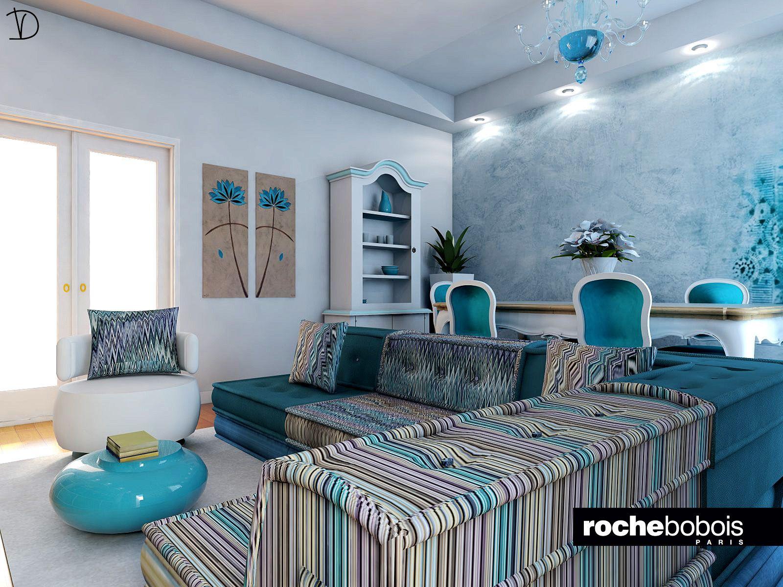 Tappeto a righe bianco e blu tappeto giallo e blu il tappeto