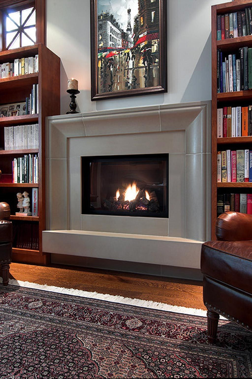 Modern Fireplace Mantel Decor Then Choose One Of The Contemporary Fireplace Mantels And