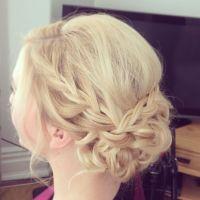 Wedding Hair Updos With Plaits | Fade Haircut