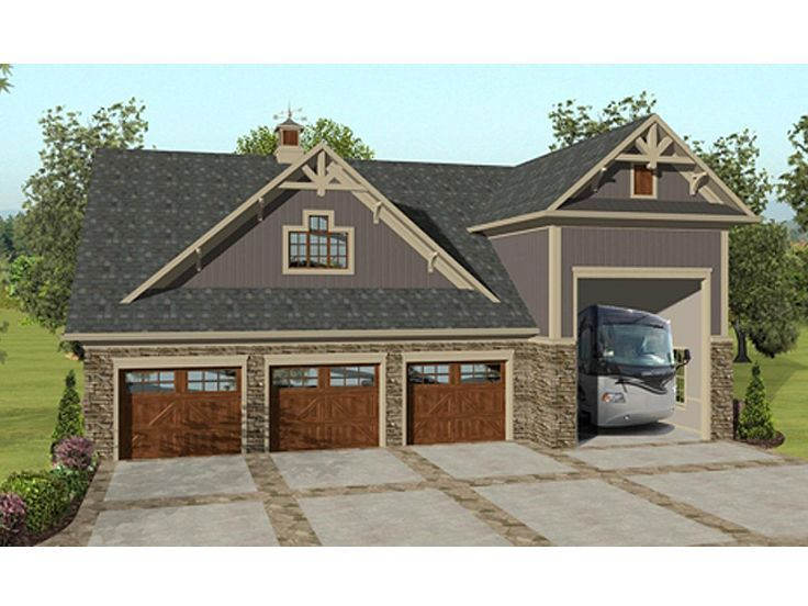 1000+ Images About Garages On Pinterest | 3 Car Garage, Carriage