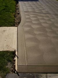 cement patio finishes | Concrete Finishes | Home & yard ...