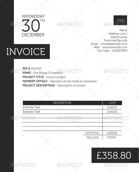 invoice-design-templates-3jpg 590×726 pixels Caseyu0027s - graphic design invoice sample