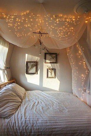 Schlafzimmer Ideen - Himmelbett Anleitung und 42 weitere - ideen schlafzimmer