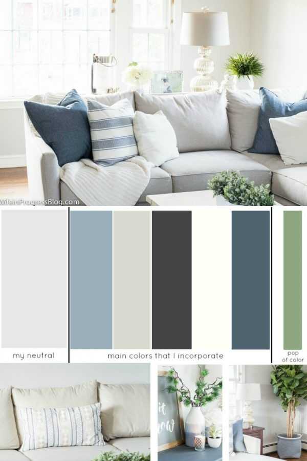 Whole House Color Scheme Pick The Perfect Colors For Your Home - home decor color palettes