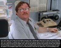 Office Space Quotes on Pinterest   Office Space Movie ...