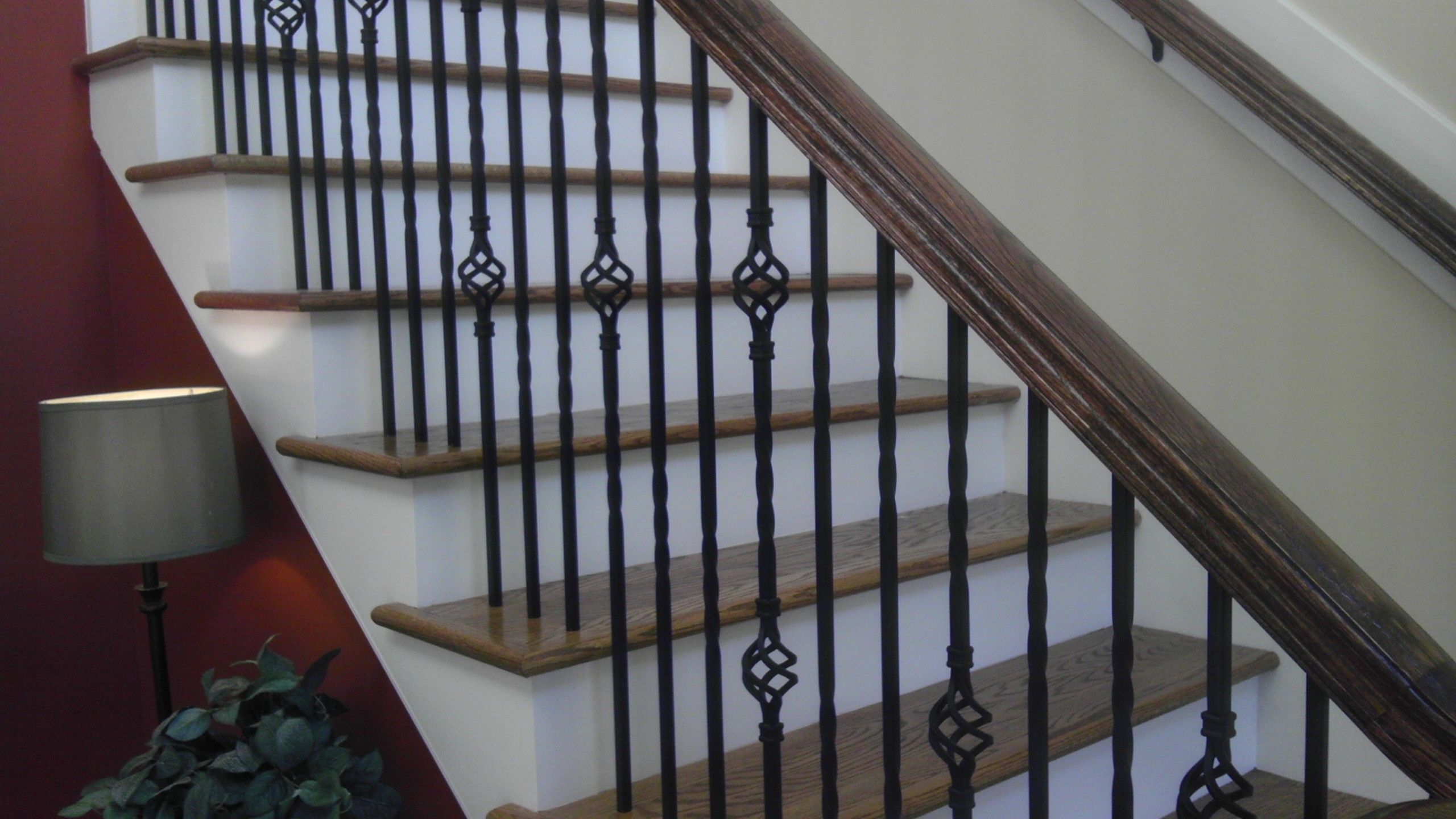 Wrought Iron Staircase Designs Wrought Iron Stair Railings House Ideas Pinterest