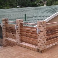 The popularity of timber fencing for boundary walls ...
