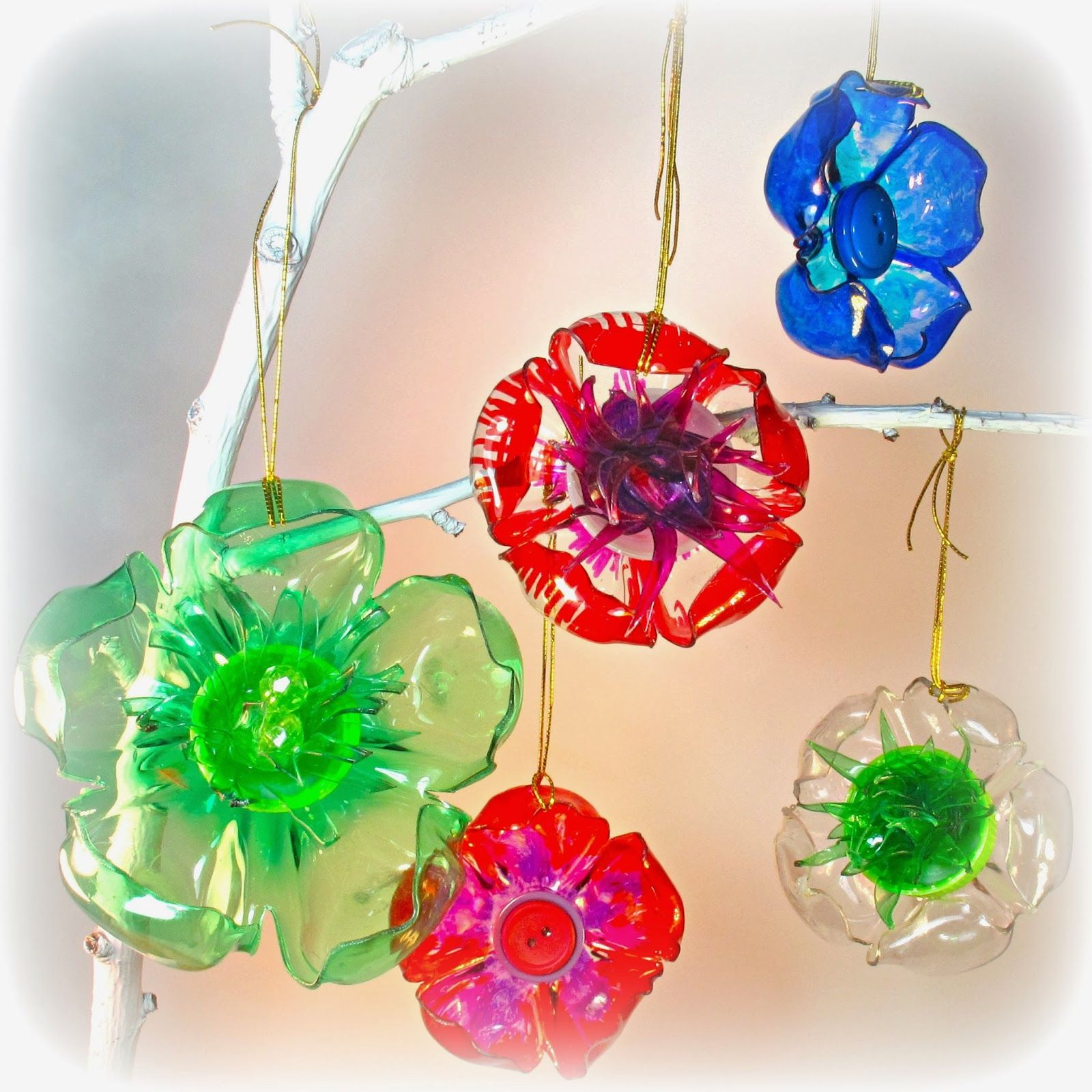How to make a christmas decoration using recycled materials - How To Make A Recycled Christmas Decoration Plastic Soda Bottle Projects Ornaments Make Flowers Or Download