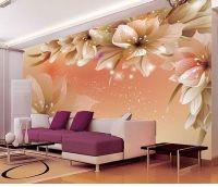 3d Wallpaper Bedroom -mural Roll Modern Luxury Large ...