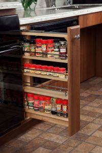 kitchen spice racks for cabinets | Roselawnlutheran