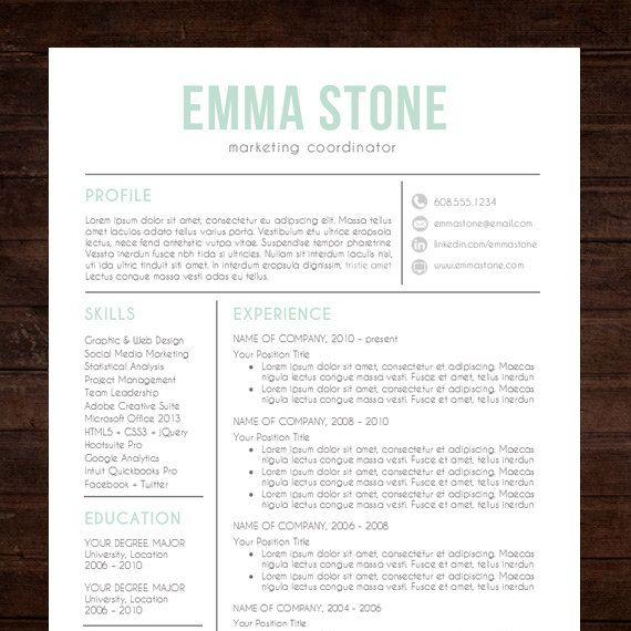 cv free emma stone
