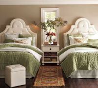 One Room, Two Beds: Ideas for Guest Rooms With Double Bed ...