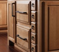 Opulence Cabinet With Astonishing Amerock Hardware ...