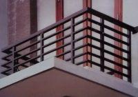Modern Aluminum Balcony Railing