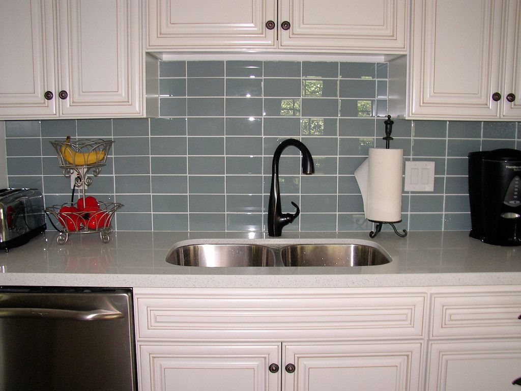 kitchen backsplash backsplash in kitchen glass tile backsplash Kitchen Backsplash Tile Ideas Subway Tile Outlet Blog