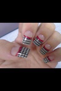 Alabama nails | My work | Pinterest | Alabama nails ...