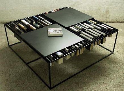creative book storage