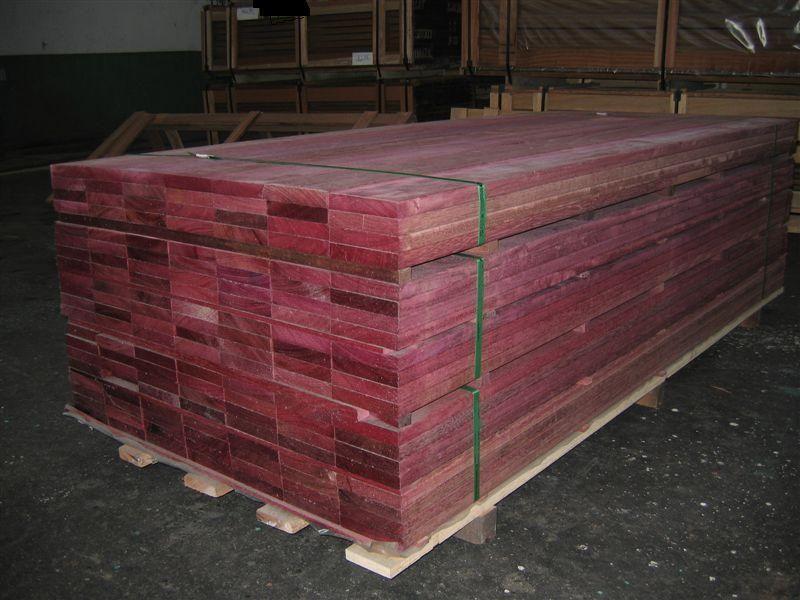 Purple Heart Wood Floors Purple Please Pinterest