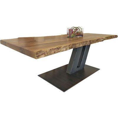 Holz Möbel, Tisch massiv Holz Unikat, Möbel Messmer, Monheim - designer tische holz metall