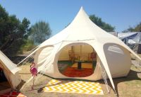 * 5m Lotus Belle 'Outback' tent * For accommodation/event ...