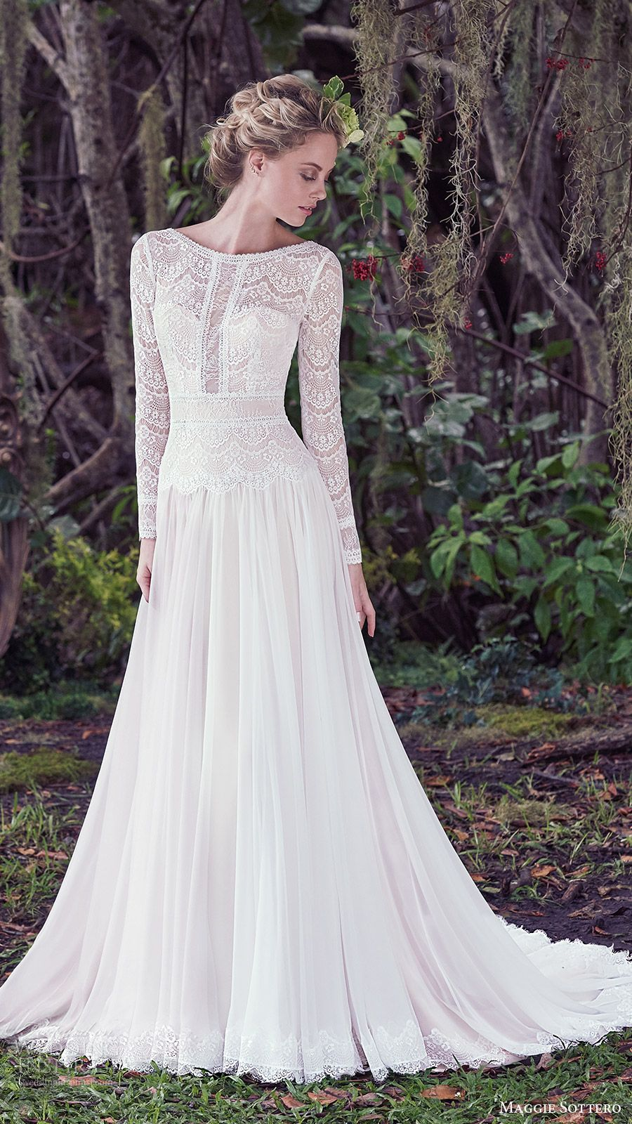 fall dresses for wedding Maggie Sottero Fall Wedding Dresses Lisette Bridal Collection Highlights