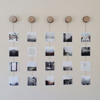 Photo Wall Collage Without Frames: 17 Layout Ideas | Wall ...
