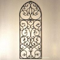 Wrought Iron Wall Decor Ideas For goodly Wrought Iron Wall ...