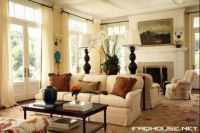 British Style Living Room Decoration 608 | Living Room ...