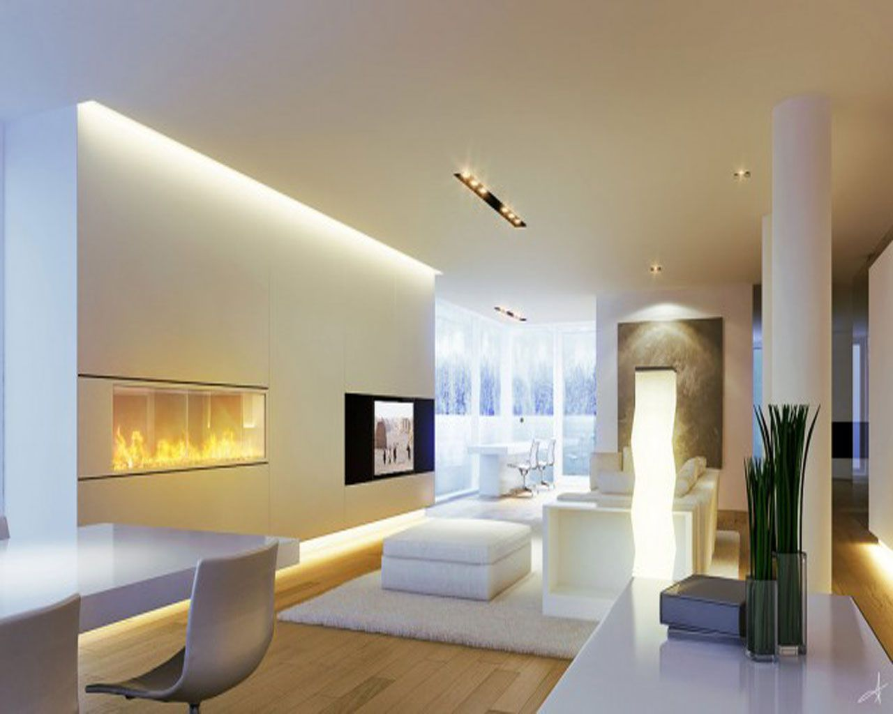 Wall Lamps For Living Room Extraordinary Living Room Lighting Design Ideas Inspiring