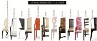 Furniture Style Basics 101  VF Basic   Bright, Fun and ...